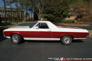 1972 Chevrolet El Camino 350 Big Block v8